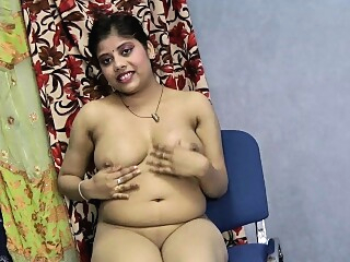 Look at Big Tits Hot Chubby Desi Pornstar Rupali Bhabhi amateur