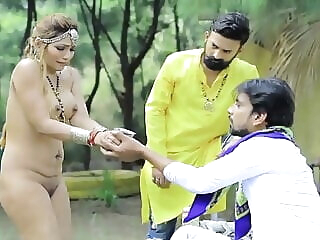 Look at Zoya Rathore, Desi Tadka S02 E01, Nude Scenes public nudity