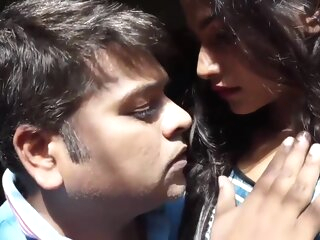 Look at फ्रेंड्स सिस्टर Romantic Young Girl is Friends Sister HINDI HOT SHORT MOVI indian